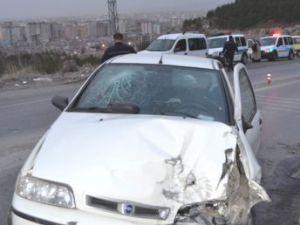Kayseri'de Piknik Dönüşü Trafik Kazası: 5 Yaralı