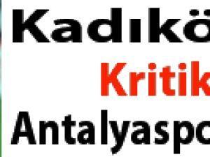 Kadıköy'de çok kritik bir randevu