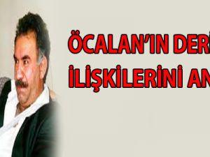 Abdullah Öcalan'ın İlişki'lerini Anlattı