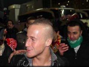 Fenerbahçeli Stoch Kaza Geçirdi