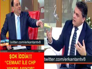 """Şok iddia: """"CHP ve cemaat yakınlaşıyor!"""""""