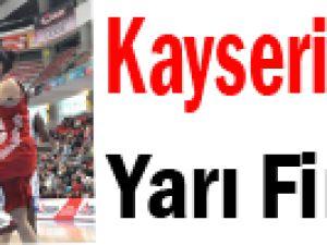 Kayseri Kaskispor Yarı Finalde!