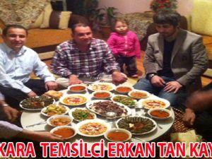 TV 8 ANKARA  TEMSİLCİ ERKAN TAN KAYSERİ'DE