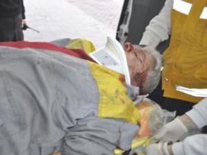 Kayseri'de Varil Patladı: 1 Yaralı