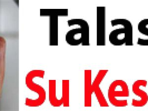 TALAS BAHÇELİEVLER'DE SU KESİNTİSİ