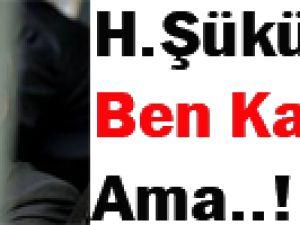 """""""Hakan Şükür Fenerbahçe'de Oynayacaktı"""""""