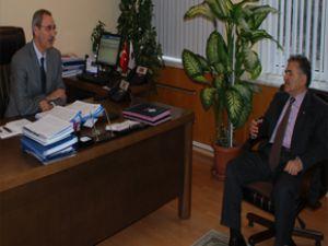 Melikgazi Belediye Başkanı Büyükkılıç İller Bankasını Ziyaret Etti