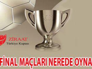 Çeyrek final maçları Ankara ve İstanbul'da oynanacak