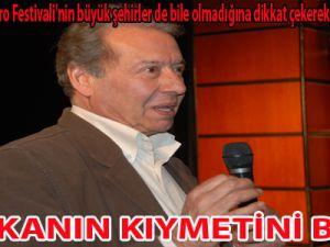 """""""BAŞKANIN KIYMETİNİ BİLİN"""""""