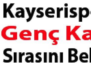 Kayserispor'da Genç Kaleci Sırasını Bekliyor