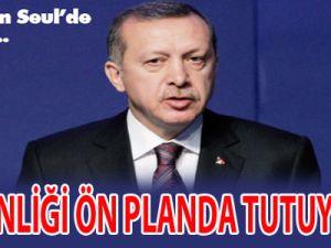 """GÜVENLİĞİ ÖN PLANDA TUTUYORUZ"""""""
