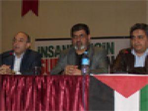 KAYSERİ'DE 'İNSANLIK İÇİN SURİYE BULUŞMASI' YAPILDI