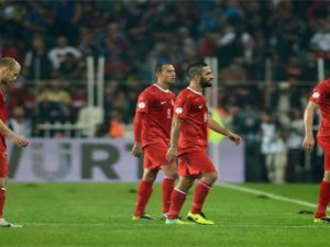 Türkiye 2014 Dünya Kupası'na veda etti