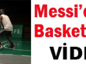 Messi Sol Ayağıyla 3'lük Attı! / VİDEO