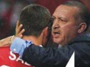 Erdoğan'dan Sabri'ye güldüren taktik