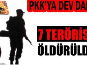 PKK'ya Dev Darbe