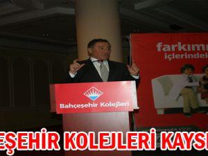 Bahçeşehir Kolejleri Kayseri'de Açılıyor