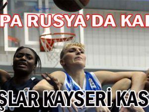 Alkışlar Kayseri Kaski'ye