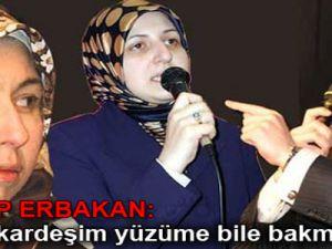 Zeynep Erbakan: İki kardeşim yüzüme bile bakmıyor