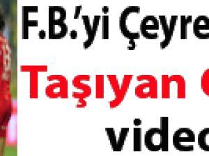 FB'yi çeyrek finale taşıyan goller / VİDEO