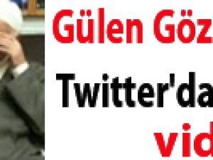 Gülen Gözyaşlarını Twitter'da Paylaştı VİDEO