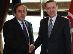 Plati'nin Erdoğan'dan F. Bahçe ricası