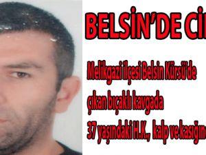 BELİSİN'DE CİNAYET