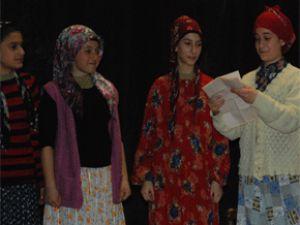 Melikgazi Belediyesi çanekkale şehitlerini anma proğramı