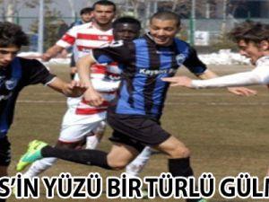 Erciyes'in Yüzü bir Türlü Gülmüyor