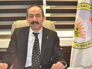 Kayseri Sarraf Vu Kuyumcular Derneği Başkanı Gülsoy'dan Bayram Mesajı