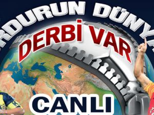 Fenerbahçe-Galatasaray Derbisi-CANLI