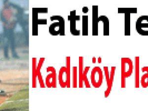 Fatih Terim'in Kadıköy planı hazır