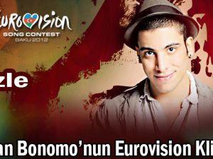 Can Bonomo'nun Eurovision klibi İZLE