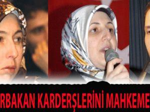 Zeynep Erbakan Kardeşlerini Mahkemeye Verdi