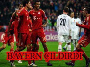 Şampiyonlar Ligi Bayern Basel'i  7-0 Yendi Video
