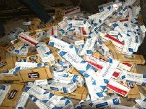 Kayseri'de 235 Karton Kaçak Sigara Ele Geçirildi