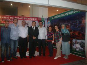 MELİKGAZİ BELEDİYESİ ANKARA'YI OYNATTI-VİDEO