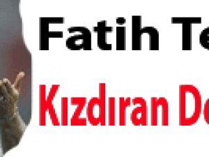 Fatih Terim'i kızdıran derbi fikri