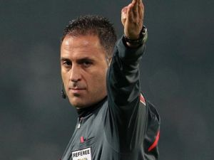 Türkiye - Hollanda maçına 'belalı' hakem