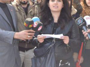 CHP Gençlik Kolları Madımak Olayının Zaman Aşımını Protesto Etti