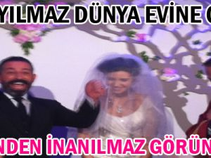 Cem Yılmaz Düğün Yaptı/Düğünden Video