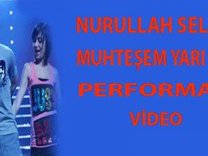 Nurullah Selim yine kırdı geçirdi! VİDEO
