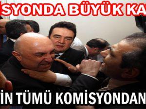 Ankara Alev Alev! Komisyonda Büyük Kavga