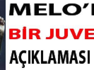 Melo'dan bir Juventus açıklaması daha