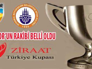 Kayserispor'un Ziraat Türkiye Kupası'nda Rakibi Belli Oldu