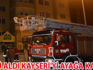 ALKOLÜ ALDI KAYSERİ'Yİ AYAĞA KALDIRDI