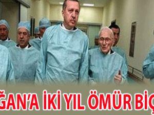 Stratfor: Erdoğan'ın iki yıl ömrü var!