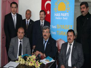 Has Parti  Yeni Anayasayı Halka Soracak
