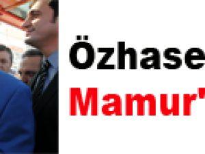 Özhaseki'den Mamur'a çağrı