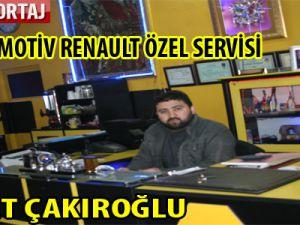ASİL OTOMOTİV RENAULT ÖZEL BAKIM SERVİSİ